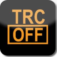 Citroen C1 traction control off dashboard warning light
