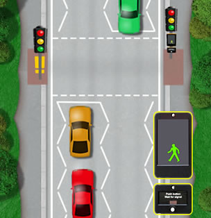 Theory Test Puffin crossings
