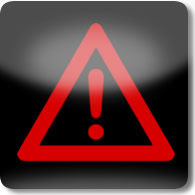 Land Rover / Range Rover / Evoque / Discovery critical warning dashboard warning light