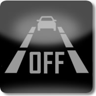Land Rover / Range Rover / Evoque / Discovery follow mode off dashboard warning light