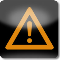 Land Rover / Range Rover / Evoque / Discovery general warning dashboard warning light