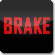 Mercedes Benz brake system dashboard warning light (USA MODELS)
