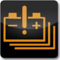 Mercedes Benz hybrid drive system fault dashboard warning light