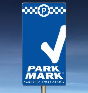 Park Mark car parks provide a secure location for leaving your vehicle