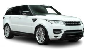 The Range Rover Sport was the UK's most stolen car during 2015