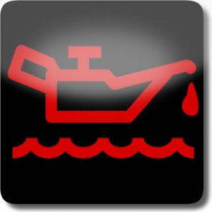 Low engine oil pressure dashboard warning light explained