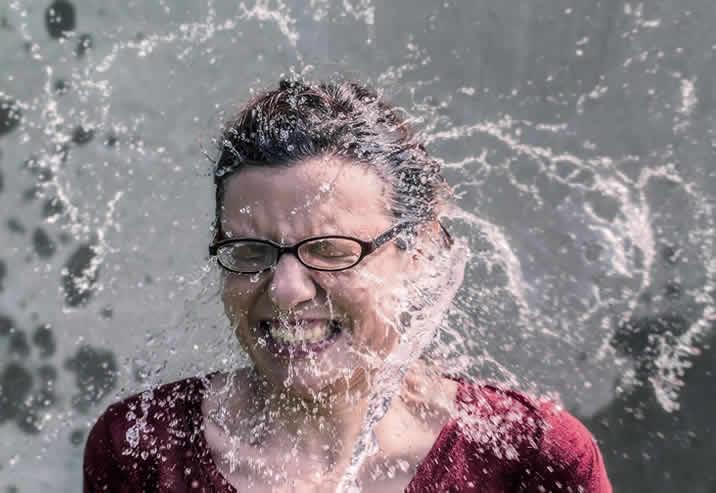 Is it illegal to splash pedestrians