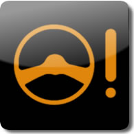 Honda Electric Power Steering dashboard Warning light symbol