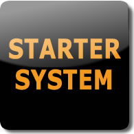 Honda Starter System dashboard Indicator Warning light symbol