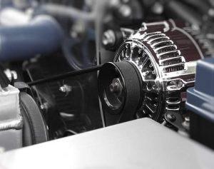 Car battery not charging due to alternator belt