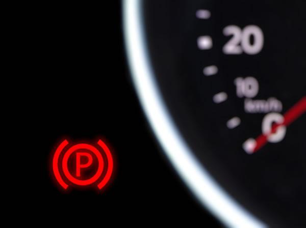 Parking Brake Light On The Dashboard