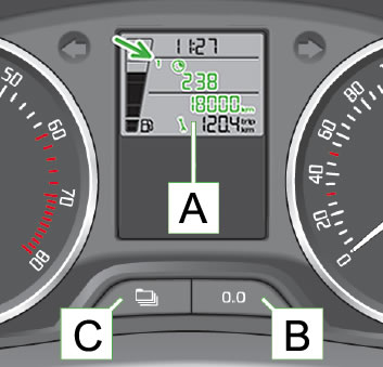 ŠKODA Fabia Service Reset Explained – All Models – Driving