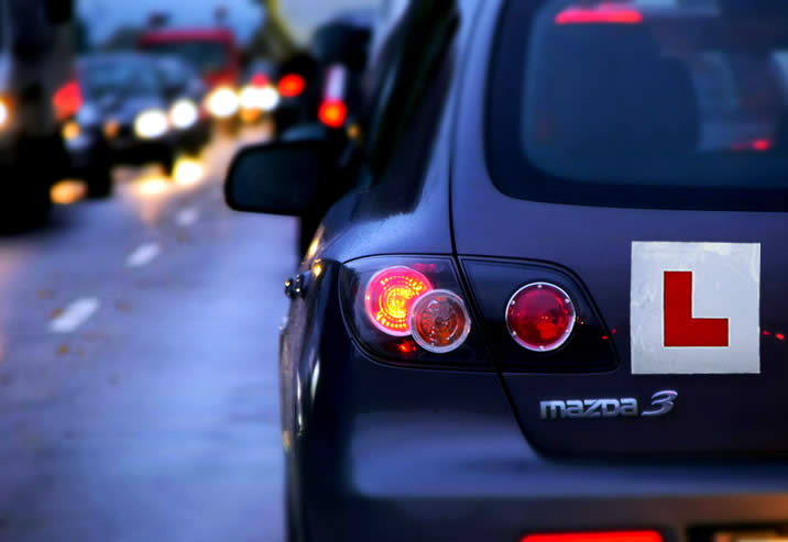 Do Driving Tests Take Place in the Dark?