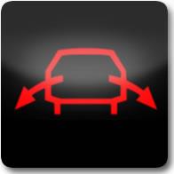 Land Rover ACE Warning Light