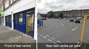 Bromley driving test centre
