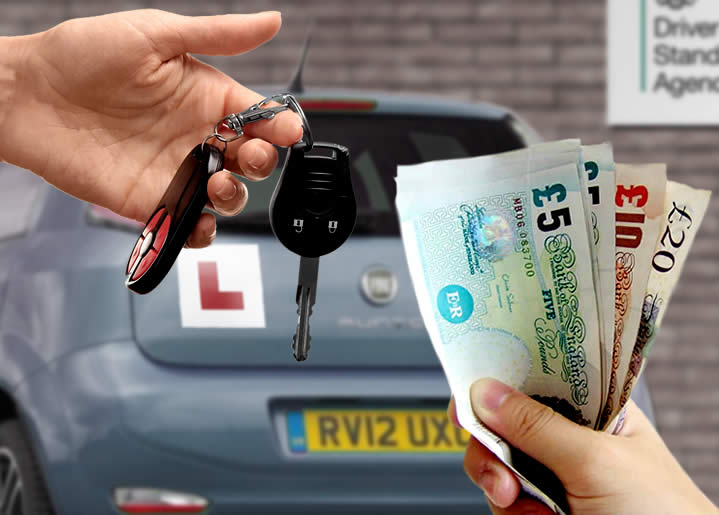 Why Driving Instructors Charge For the Driving Test