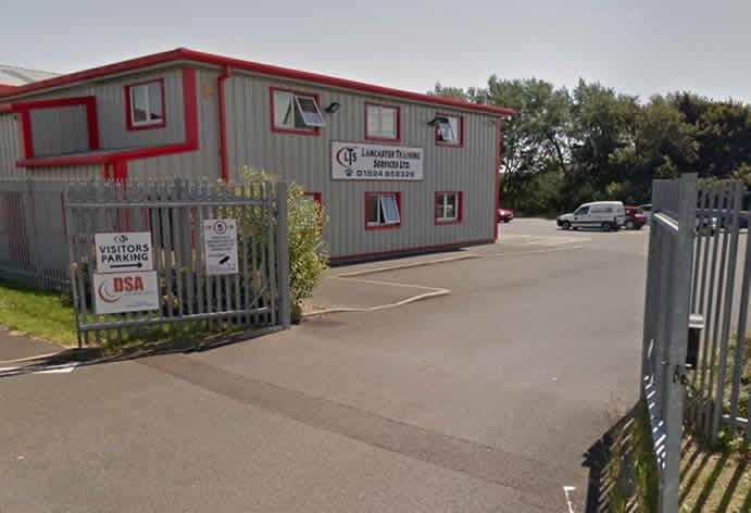 Heysham Driving Test Centre