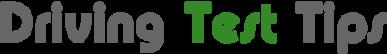 Driving Test Tips Logo
