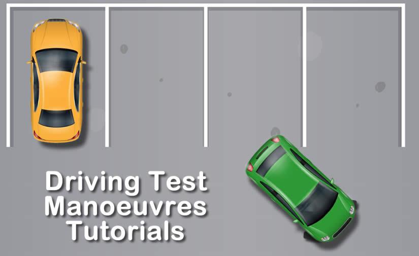Driving Test Manoeuvres Tutorials
